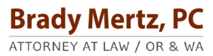 Brady Mertz Law Firm Logo